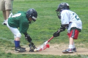 lax faceoff