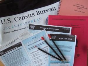 census materials