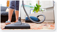 A vacuum that does hardwoods and rugs AND will last longer than a Congressional term -- is that too much to ask?